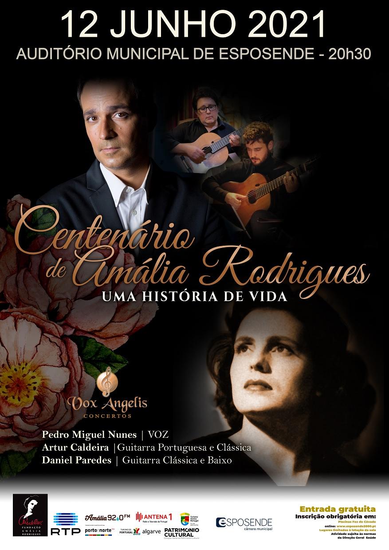 Centenário de Amália Rodrigues - Uma história de Vida